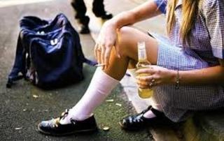 teen alcohol
