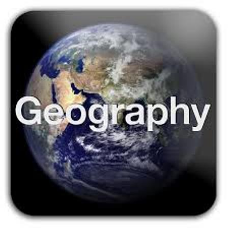 An image of geography
